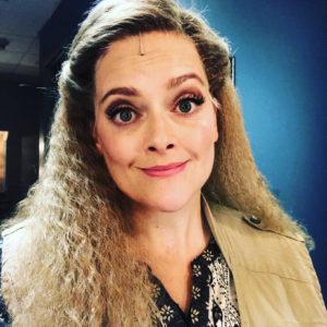 Gaelen as Mrs. Heron in Mean Girls (National Tour)