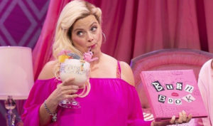Gaelen as Mrs. George in Mean Girls (National Tour)