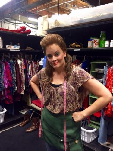 Gaelen as Gemma Louise in Kinky Boots (Broadway)