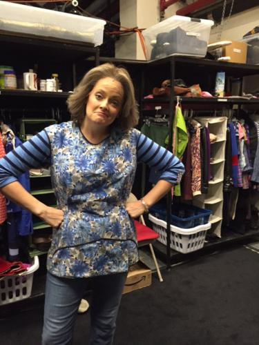 Gaelen as Marge in Kinky Boots (Broadway)